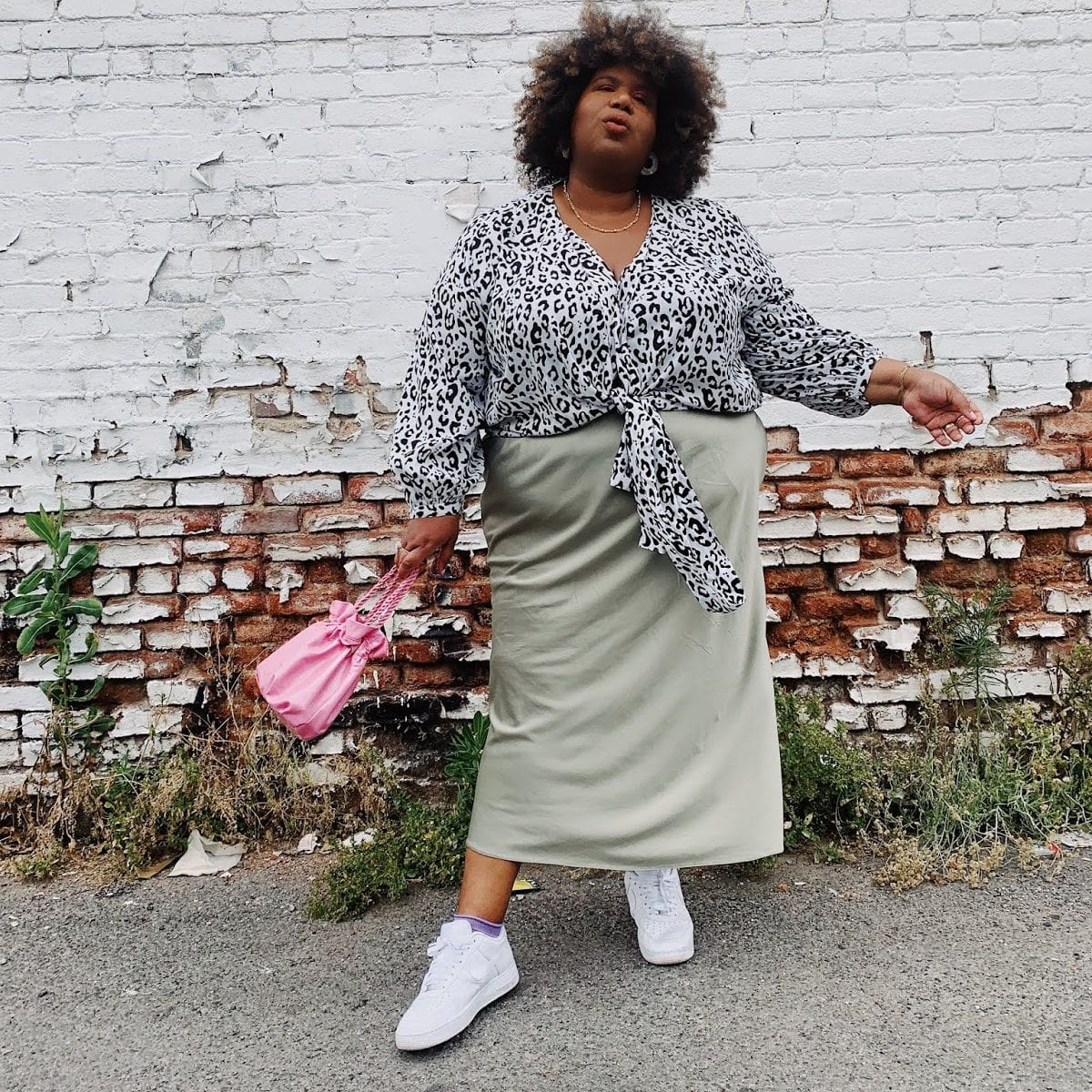 The Plus Size Skirt You Need This Summer